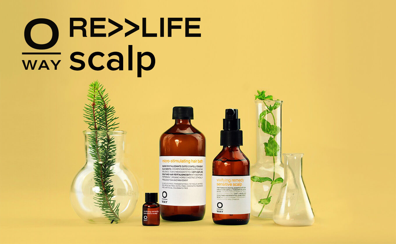 rolland O-WAY RE>>LIFE scalp